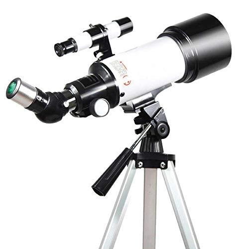 YIJIAHUI Telescopio Astronómico 16 / 40X HD Refractiva telescopio astronómico Gran Aumento del Zoom monocular for Niños Niños Adolescentes Adultos para Niños Niños Adolescentes