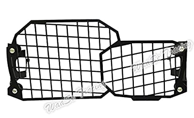 waase Motorcycle Headlight Grille Guard Cover Protector For BMW F650GS F700GS F800R F800GS / ADV