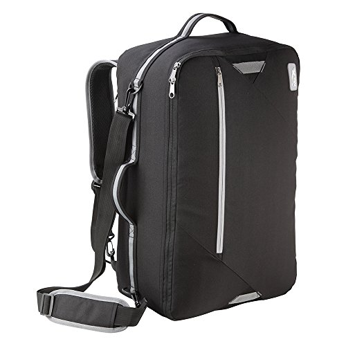 Cabin Max Bergen Cabin Luggage - Carry on Luggage for Easyjet Flights and Others 55x35x20