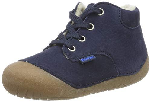 Richter Kinderschuhe Jungen Richie Sneaker, Blau (Atlantic 7200), 19 EU