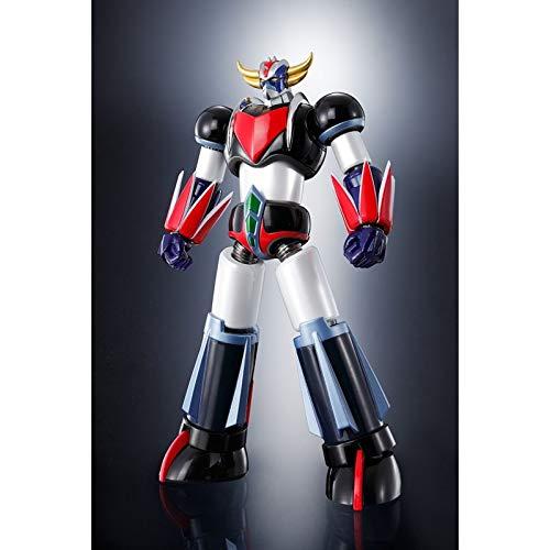 BANDAI–UFO Robot Grendizer 53224–SRC Kurogane Finish, 12864