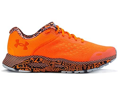 Under Armour 3024313-801_44, Zapatillas de Running Hombre, Naranja, EU