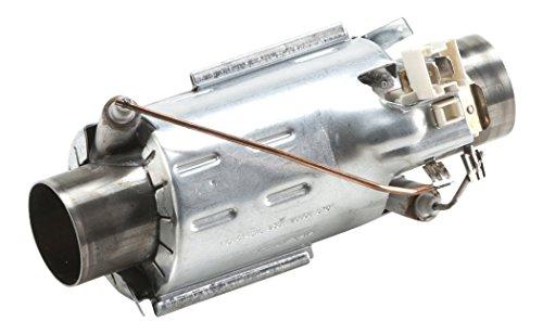 DREHFLEX - HZG215 - Durchlauferhitzer/Heizung/Heizelement für diverse Spülmaschinen/Geschirrspüler aus dem Hause AEG/Electrolux/Juno/Quelle-Privileg - passend für Teile-Nr. 156073401-2/1560734012