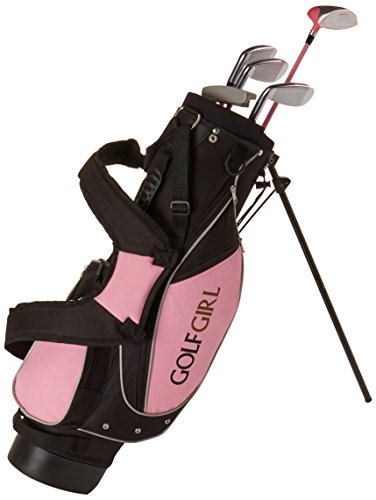 Golf Girl Junior Set for Ages 4-8