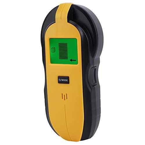 Aoutecen Detector de Metales eléctrico con Pantalla LCD Stud Finder para detectar Tubos de Metal para detectar Madera
