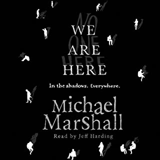 We Are Here cover art