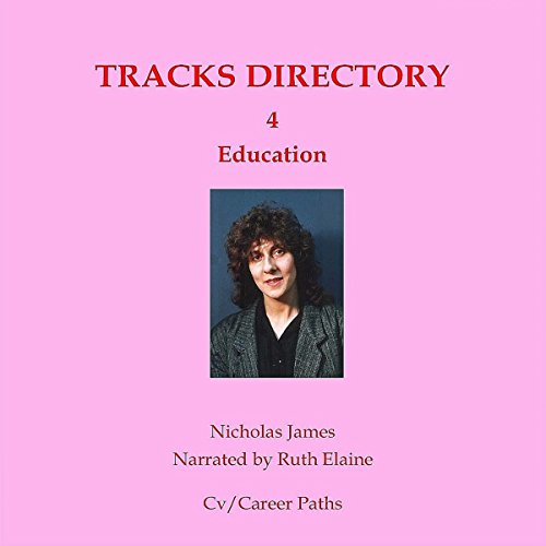 Tracks Directory Volume Four: Education audiobook cover art