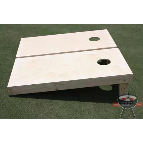 Corn Hole Boards with bags DIY Finished /& Non Painted Regulation Size Cornhole