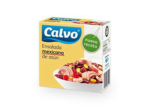 Calvo Ensalada Mexicana - 150 gr [Pack de 24]