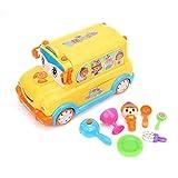 Carrito de helados de juguete, color brillante y superficie lisa, tienda de helados, coche de juguete para la vida diaria, regalo de vacaciones