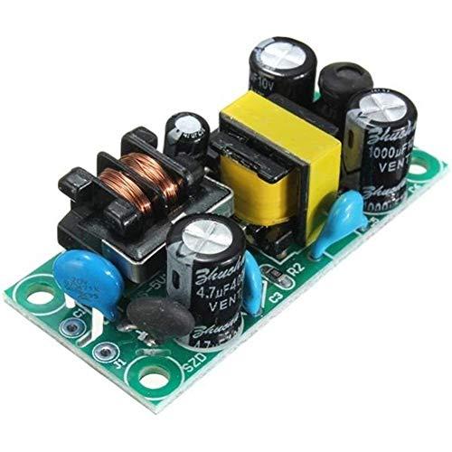 KEKEYANG 5V 1A AC-DC Power Supply Step Down High Efficiency Module Bare Board Module Receivers Controller Board