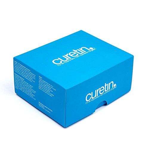 curetin - Für die Regeneration nach Operationen | Mit wichtigen Nährstoffen für die Wundheilung | Kollagen, Arginin, Zink, Kupfer, Vitamin C, Vitamin D | Den Körper gezielt unterstützen (10-Tages-Box)
