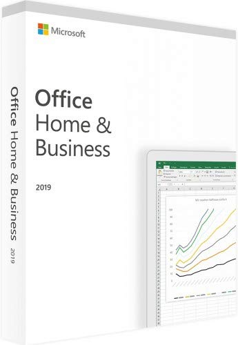 Office Home & Business 2019 - 32 Bits y 64 Bits -...