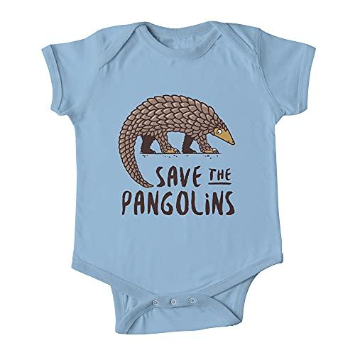 Huang Pangolin en peligro - Save The Pangolins Baby One Piece