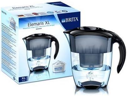 BRITA Elemaris - Jarra con indicador Inteligente Meter y Filtro para Agua
