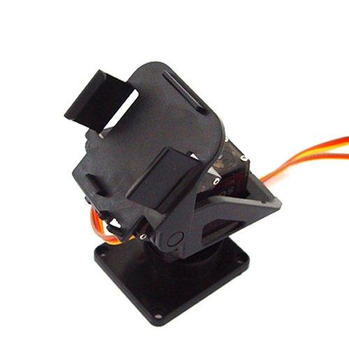 GHH PT Pan/Tilt Camera Platform Anti-Vibration Camera Mount RC FPV 9g 12g servo