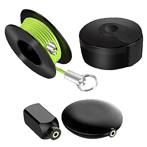 Dispositif de plomb de câble de pêche en nylon de câble de pêche en nylon Appliquer aux murs Filmeur électricien