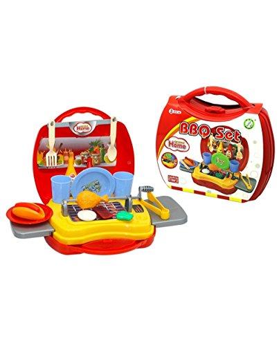 Kidz Corner koffer Barbecue, meerkleurig, 437385