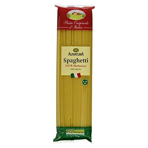 Alnatura Bio Spaghetti aus Hartweizengrieß, 500g