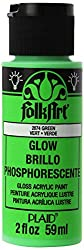 best glow in the dark paint for outdoor use