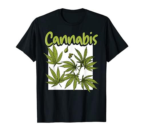 Cannabis Marihuana Blatt Raucher 420...