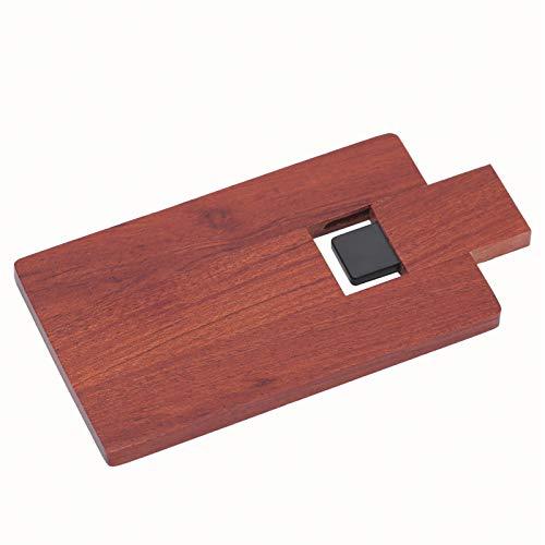 Chiavetta USB, portatile comodo mini disco U dalle buone prestazioni, durevole in legno per archiviare musica Archiviazione file Computer Archiviazione video(16G)