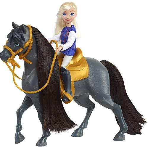 DreamWorks Spirit Riding Free Collector Doll & Horse - Bessie & Sarge
