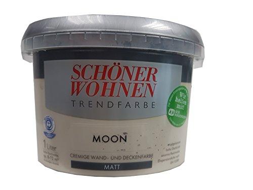 Schöner Wohnen Trendfarben- Moon matt -1 l