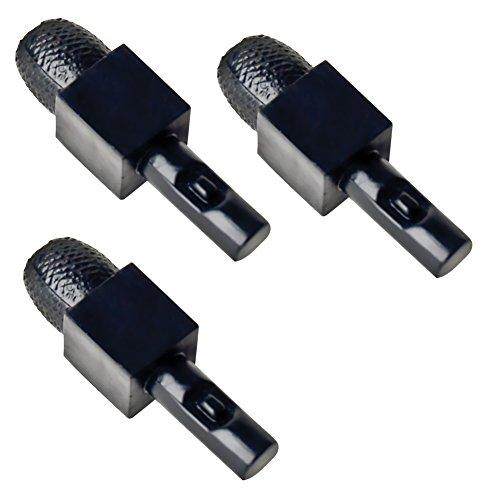 Set of 3 Microphones for WWE Wrestling Figures