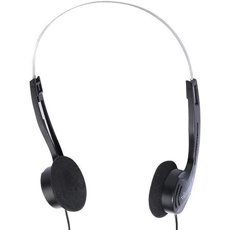 Vivanco Sr 3030 Stereo Bügelkopfhörer Schwarz Elektronik