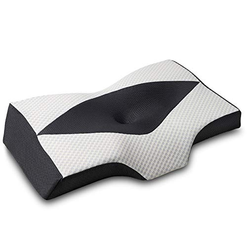 MyeFoam 枕 安眠 肩がラク 低反発 まくら 中空設計 頭・肩をやさしく支える 低反発枕 仰向き 横向き プレゼ...