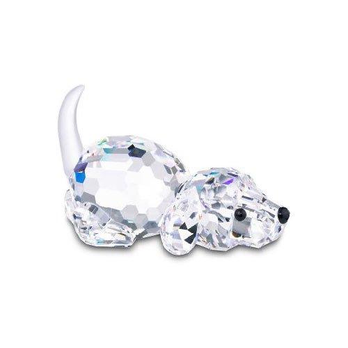 Swarovski Kristallfiguren Beagle Spielend 172296