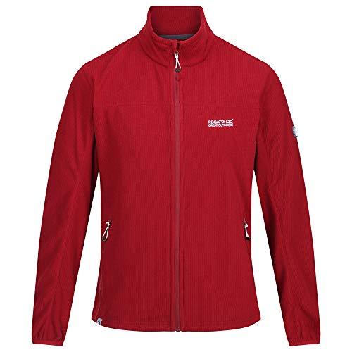 Regatta Herren Stanner fleece, Delhi Red, X-Large