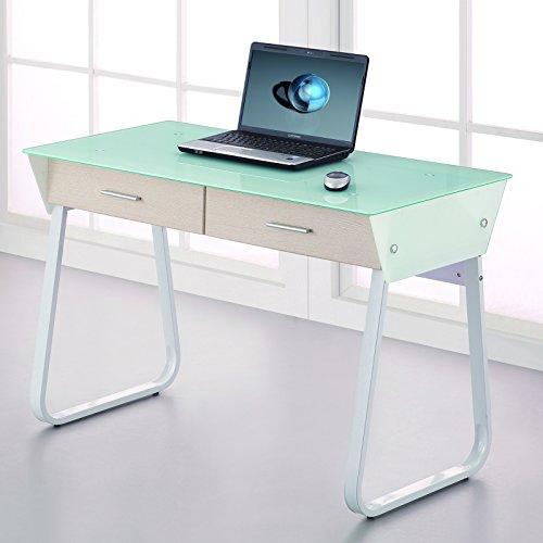 YELLOO SCRIVANIA Scrittoio Moderno Elegante Tavolo per Computer