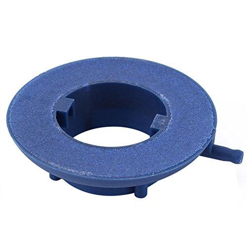 Luftsprudler für Aquarien, Luftsprudler für Aquarien, runder Ring, blauer Ausströmer für Aquarien, Teichpumpe, Hydrokultur-Sauerstoffplatte