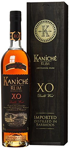 Kaniché XO Double Wood Rum (1 x 0.7 l)