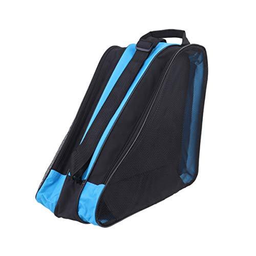 LIOOBO Skischuhtasche Kinder Schlittschuhe Tasche Rollschuhe Tasche Eislauf Inliner Tasche Skifahren Nylon Rollschuhe Tasche