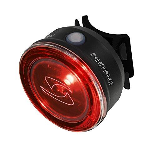 Sigma Sport Beleuchtung Mono Rückleuchte Fahrrad Rücklicht, Schwarz, STANDARD