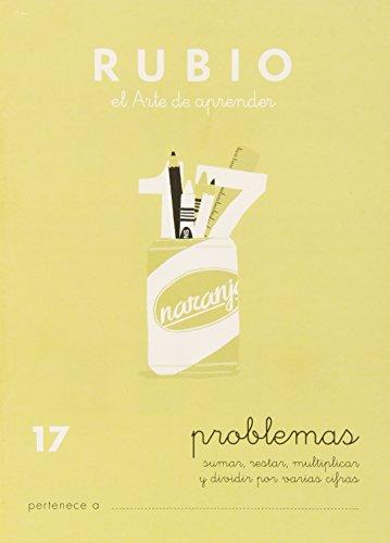 Rubio PR-17 - Cuaderno problemas (Operaciones y Problemas RUBIO)