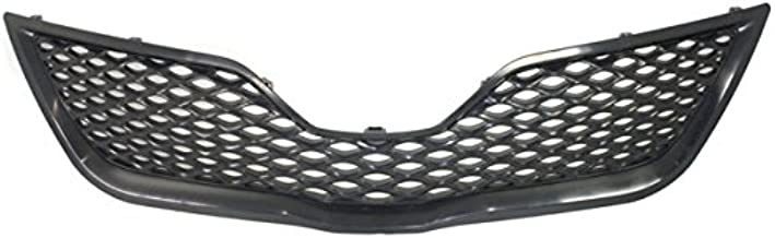 Koolzap For 10-11 Camry SE Front Face Bar Grill Grille Assy Black TO1200323 5310106200C0