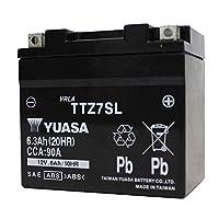 台湾ユアサバッテリー TTZ7SL (YTZ7S互換・充電済) YTZ7S 互換 WTZ6VIS 互換 FTZ7S 互換 YTZ6V 互換 クレアスクーピー バイト ZOOMER DioZ4 スマートDio ジョルノクレア