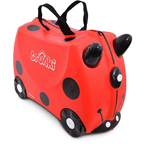 Valise Trunki Harley coccinelle (9220009)
