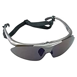 cd313c165e0 The first pair of baseball sunglasses to look at could be the Baseball  Sports Authority Flip-up Sunglasses which have polarized lens and come with  an ...