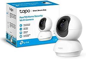 TP-Link Wi-Fi 寵物攝像頭 網絡攝像機 監控攝像頭 Micro SD 對應 TC70