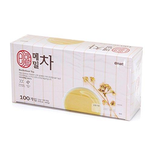 E-MART Korea Food Buchweizen-Tee 1,6 g X 100 Teebeutel