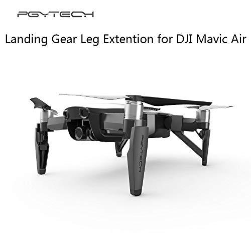 Landing Gear Extensions Risers Compatible with DJI Mavic AIR Landing Gear Legs Height Extender Hobby RC Aircraft Extending