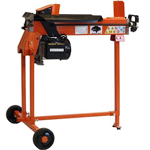 Forest Master Spaccalegna idraulico orizzontale con motore elettrico 7 Ton 2200W