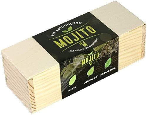 Resetea Kit Autocultivo Mojito (menta, albahaca y hierbabuena)