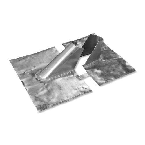 Jalowiecki Reparatur Bleidachziegel - zweiteilig - Größe 400 x 370mm - für Masten bis 60mm