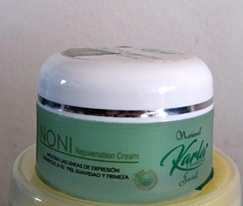 Noni sap verjonging gezichtscrème 2 oz set van 2 Dominicaanse Republiek cosmetica